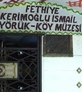 fethiye-kerimoglu-muzesi yörük çadırı